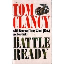 BATTLE READY Tom Clancy [used book]
