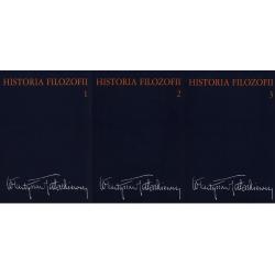 HISTORIA FILOZOFII Władysław Tatarkiewicz (Komplet-3 tomy) [antykwariat]