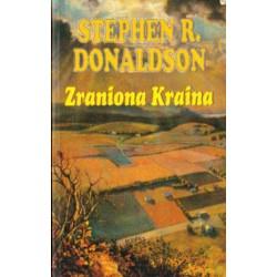 ZRANIONA KRAINA Stephen R. Donaldson [antykwariat]
