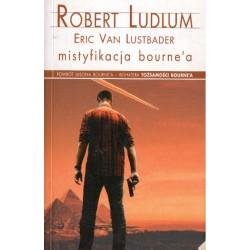 MISTYFIKACJA BOURNE'A Robert Ludlum [antykwariat]