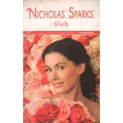 ŚLUB Nicholas Sparks [antykwariat]