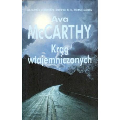 KRĄG WTAJEMNICZONYCH Ava McCarthy [antykwariat]