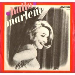 Marlene Dietrich HALLO MARLENE [płyta wnylowa używana]