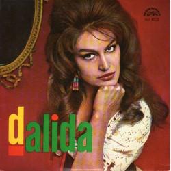 Dalida DALIDA [płyta winylowa używana]
