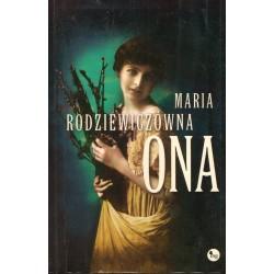 ONA Maria Rodziewiczówna [antykwariat]