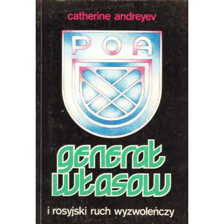 GENERAŁ WŁASOW I ROSYJSKI RUCH WYZWOLEŃCZY Catherine Andreyev [antykwariat]