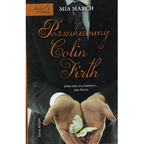 POSZUKIWANY COLIN FIRTH Mia March [antykwariat]