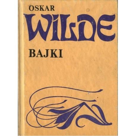 BAJKI Oskar Wilde [antykwariat]