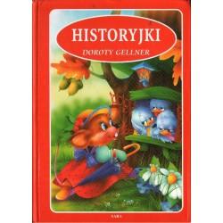 HISTORYJKI DOROTY GELLNER [antykwariat]