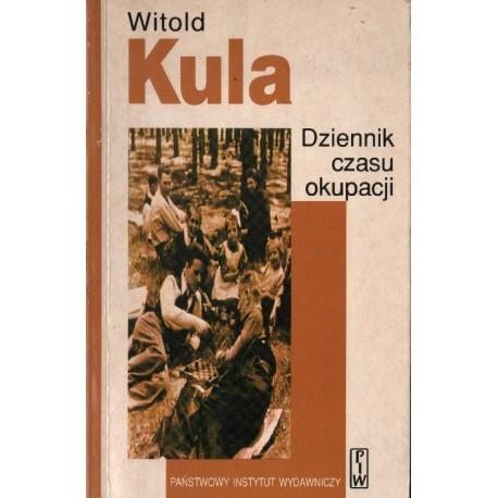 DZIENNIK CZASU OKUPACJI Witold Kula [antykwariat]