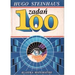 100 ZADAŃ Hugo Steinhaus [antykwariat]