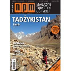 NPM. MAGAZYN TURYSTYKI GÓRSKIEJ. ROCZNIK 2012 (12 NUMERÓW) [antykwariat]