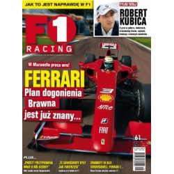 F1 RACING. NR 04/2009 oraz 06/2009 - 12/2009 [used]
