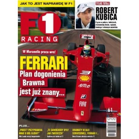 F1 RACING. NR 04/2009 oraz 06/2009 - 12/2009 [used]