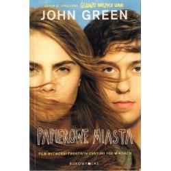 PAPIEROWE MIASTA John Green [antykwriat]