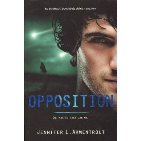 LUX TOM 5: OPPOSITION Jennifer L. Armentrout [antykwariat]