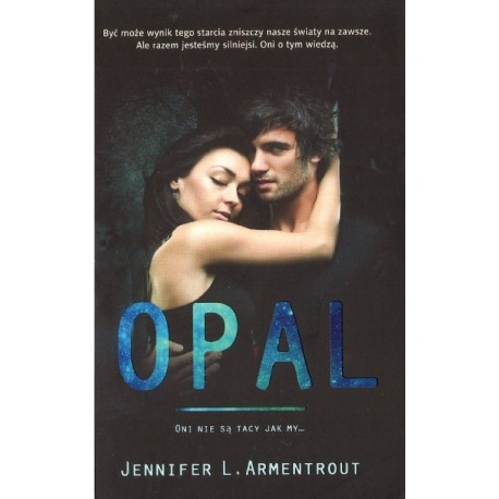 LUX TOM 3: OPAL Jennifer L. Armentrout [antykwariat]