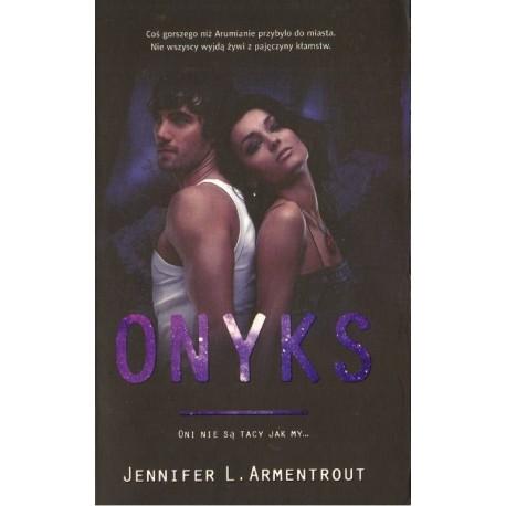 LUX TOM 2: ONYKS Jennifer L. Armentrout [antykwariat]
