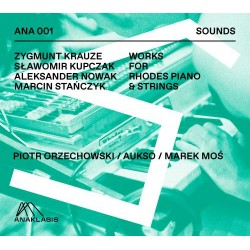 Works For Rhodes Piano & Strings [CD]