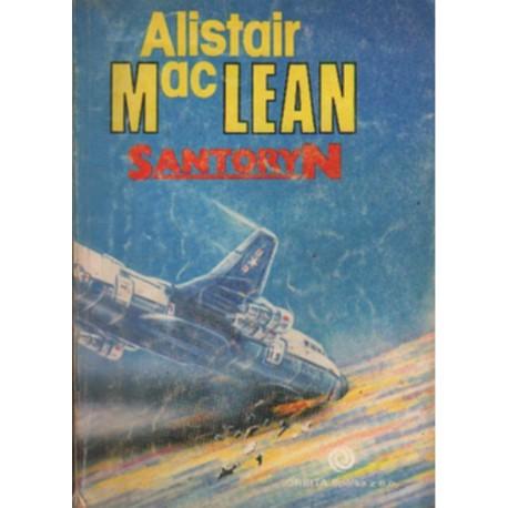 SANTORYN Alistair MacLean [antykwariat]