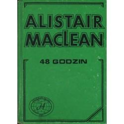 48 GODZIN Alistair MacLean [antykwariat]