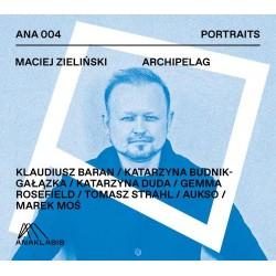 Maciej Zieliński ARCHIPELAG [CD]