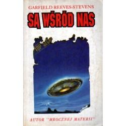 SĄ WŚRÓD NAS Garfield Reeves-Stevens [antykwariat]