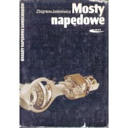 MOSTY NAPĘDOWE Zbigniew Jaśkiewicz [antykwariat]