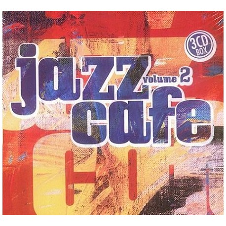 JAZZ CAFE vol. 2 [3 CD box]