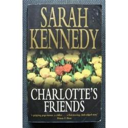 Sarah Kennedy CHARLOTTE'S FRIENDS [antykwariat]
