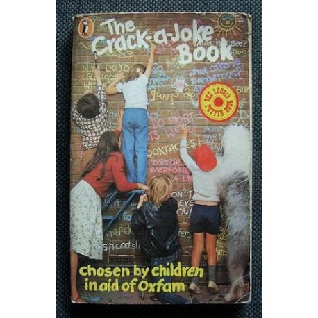 THE CRACK-A-JOKE BOOK [antykwariat]