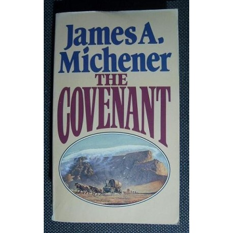 James A.Michener THE COVENANT [antykwariat]