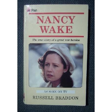 Russell Braddon NANCY WAKE [antykwariat]