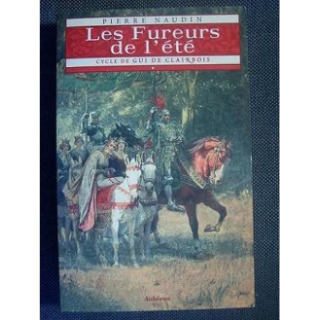 Pierre Naudin LES FUREURS DE L'ETE [antykwariat]