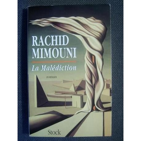Rachid Mimouni LA MALEDICTION [antykwariat]