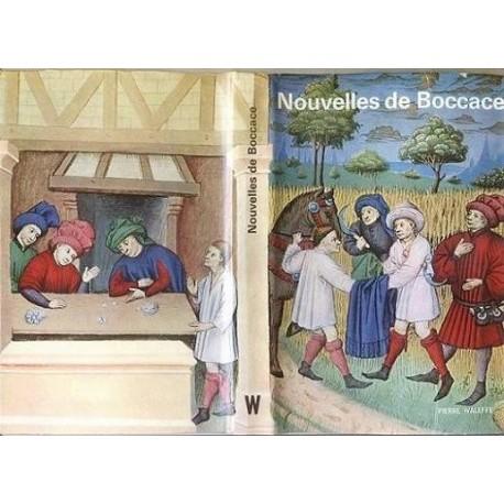 NOUVELLES DE BOCCACE [antykwariat]