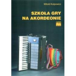 SZKOŁA GRY NA AKORDEONIE Witold Kulpowicz