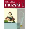 HISTORIA MUZYKI. CZĘŚĆ 1 Danuta Gwizdalanka