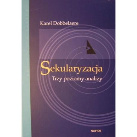 SEKULARYZACJA. TRZY POZIOMY ANALIZY Karel Dobbelaere