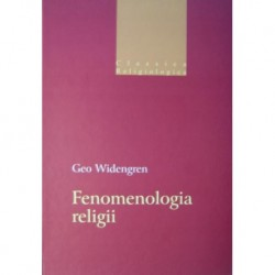 Geo Widengren FENOMENOLOGIA RELIGII