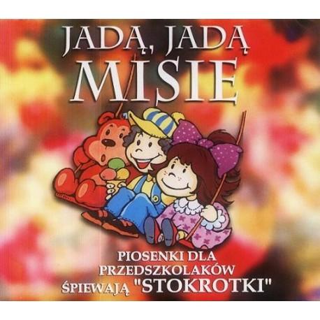 Stokrotki JADĄ, JADĄ MISIE [1 CD]