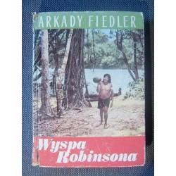 Arkady Fiedler WYSPA ROBINSONA [antykwariat]
