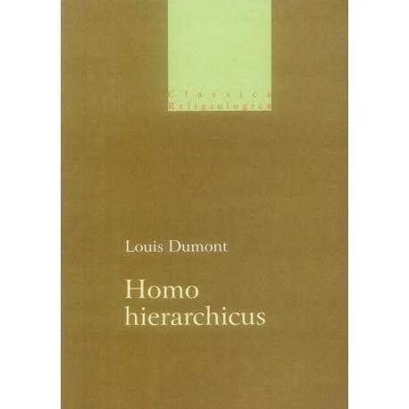 HOMO HIERARCHICUS. SYSTEM KASTOWY I JEGO IMPLIKACJE Louis Dumont