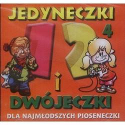 JEDYNECZKI I DWÓJECZKI DLA NAJMŁODSZYCH PIOSENECZKI VOL. 4 [1 CD]