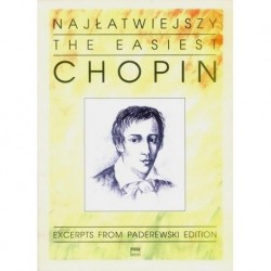 THE EASIEST CHOPIN FOR PIANO
