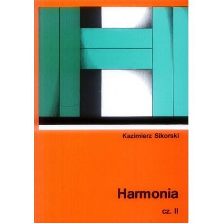 HARMONIA. CZĘŚĆ 2 Kazimierz Sikorski