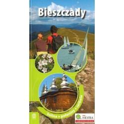 Krzysztof Plamowski BIESZCZADY. SOLINA, POŁONINY, CERKWIE
