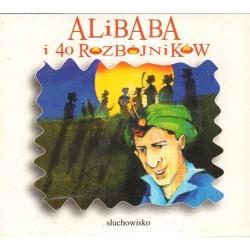 ALIBABA I 40 ROZBÓJNIKÓW [słuchowisko]