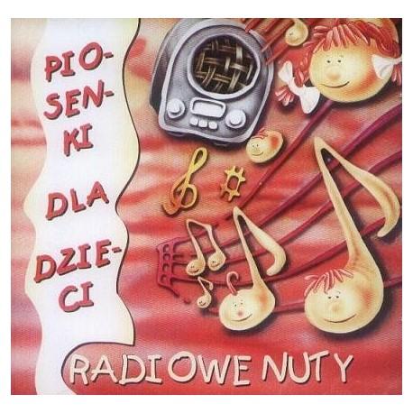 RADIOWE NUTY - PIOSENKI DLA DZIECI [1 CD]
