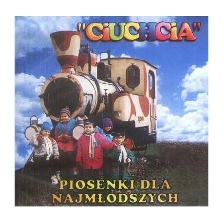 """""""CIUCHCIA"""" PIOSENKI DLA NAJMŁODSZYCH [1 CD]"""